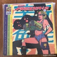 Discos de vinilo: VV.AA. - FRESKA! 2 - LP DOBLE REACT 1995. Lote 289244083