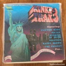 Discos de vinilo: VV.AA. - KINKY TRAX 3 - LP DOBLE REACT 1993 - HOUSE AND GARAGE VIBE. Lote 289244533