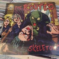 Discos de vinilo: THE ROUTES–SKELETONS. LP VINILO PRECINTADO.. Lote 289246673