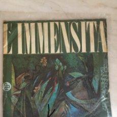 Discos de vinilo: JOHNNY DORELLI L IMMENSITA. Lote 289269638