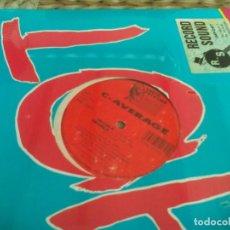Discos de vinilo: MX. C - AVERAGE -- CECIELA. Lote 289273328