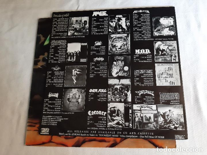 Discos de vinilo: HELLOWEEN -HELLOWEEN- (1988) LP DISCO VINILO - Foto 5 - 289296768