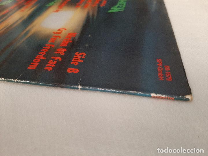 Discos de vinilo: HELLOWEEN -HELLOWEEN- (1988) LP DISCO VINILO - Foto 7 - 289296768