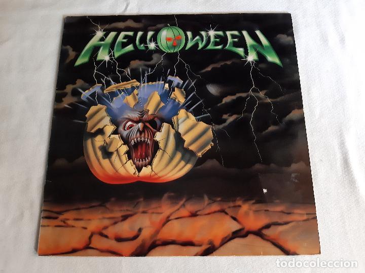 HELLOWEEN -HELLOWEEN- (1988) LP DISCO VINILO (Música - Discos de Vinilo - EPs - Heavy - Metal)