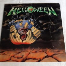 Discos de vinilo: HELLOWEEN -HELLOWEEN- (1988) LP DISCO VINILO. Lote 289296768