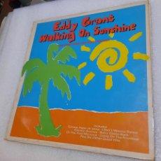 Discos de vinilo: EDDY GRANT - WALKING ON SUNSHINE. THE VERY BEST OF EDDY GRANT. Lote 289303513