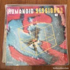 Discos de vinilo: HUMANOID - SESSIONS 84-88 - LP DOBLE REPHLEX 2003. Lote 289306518