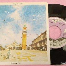 "Discos de vinilo: 7"" DANOVAK & CO. - MAGDALENA - LUCIA DE L AMOUR - MATERFONIS DMSG-016 - PORTUGAL PRESS (VG++/VG++). Lote 289308343"