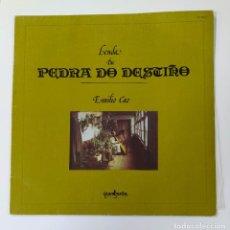 Discos de vinilo: EMILIO CAO. LENDA DO PEDRA DO DESTIÑO. LP. TDKDA43. Lote 289308578