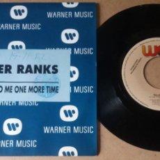 Discos de vinilo: KILLER RANKS / DO THAT TO ME ONE MORE TIME / SINGLE 7 PULGADAS. Lote 289310608