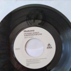 Discos de vinilo: MADONNA DROWNED WORLD, VERSIÓN JUKEBOX REINO UNIDO,W0453LC. Lote 289315383