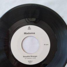 Discos de vinilo: MADONNA BEAUTIFUL STRANGER, VERSION JUKEBOX REINO UNIDO. Lote 289315923