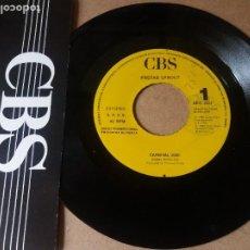 Discos de vinilo: PREFAB SPROUT / CARNIVAL 2000 / SINGLE 7 PULGADAS. Lote 289317173