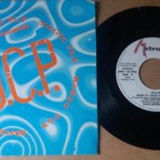 Discos de vinil: O.C.P. / MAGIC FLY / SINGLE 7 PULGADAS. Lote 289318533