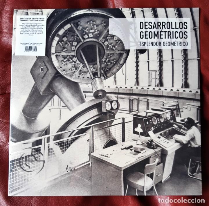 ESPLENDOR GEOMÉTRICO - DESARROLLOS GEOMÉTRICOS LP (Música - Discos - LP Vinilo - Electrónica, Avantgarde y Experimental)