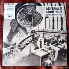 Discos de vinilo: ESPLENDOR GEOMÉTRICO - DESARROLLOS GEOMÉTRICOS LP. Lote 289318948