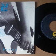 Discos de vinilo: MELISSA ETHERIDGE / AIN'T IT HEAVY / SINGLE 7 PULGADAS. Lote 289322218