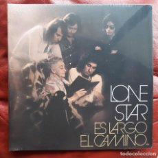 Discos de vinilo: LONE STAR - ES LARGO EL CAMINO LP (REEDICIÓN 2018). Lote 289322623