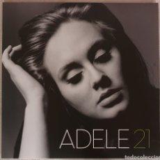 Discos de vinilo: ADELE - 21 - VINILO - NUEVO MINT. Lote 289324568