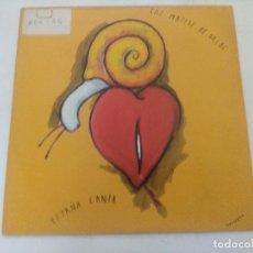 Discos de vinilo: LAS MANOS DE ORLAC/ESPAÑA CANTA/SINGLE.. Lote 289328398