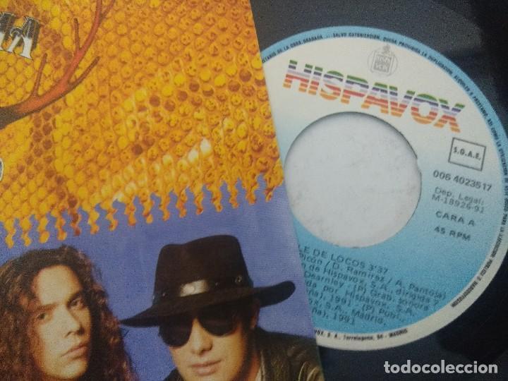 Discos de vinilo: EL ALMA/BAILE DE LOCOS/SINGLE. - Foto 2 - 289328543