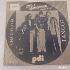 Discos de vinilo: CHA CHA CHA/TANGO/SINGLE PROMOCIONAL.. Lote 289329798