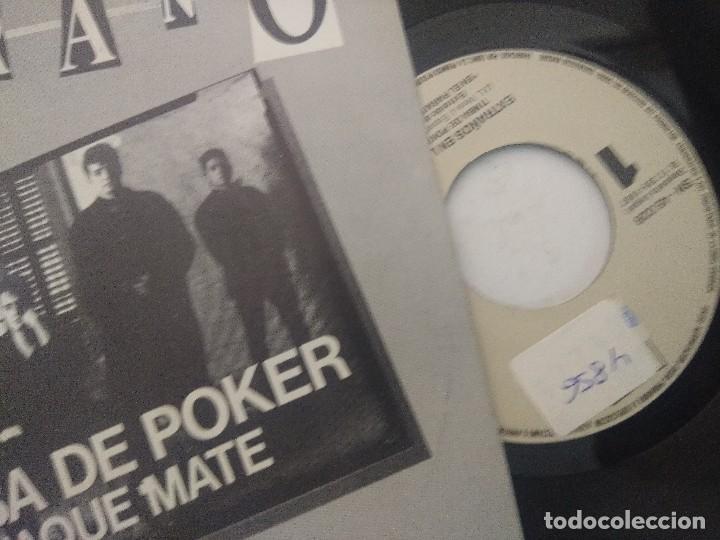 Discos de vinilo: EXTRAÑOS EN LA NOCHE/TIMBA DE POKER/SINGLE. - Foto 2 - 289333263