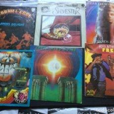 Discos de vinilo: 13 SINGLES DE FUNK , SOUL Y BLACK MUSIC . VER FOTOS. Lote 289335073