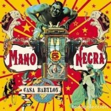 Discos de vinilo: LP-MANO NEGRA/ CASA BABYLON (NUEVO PRECINTADO). Lote 289335433