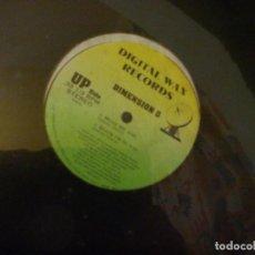 Discos de vinilo: MX. VARIOS - DIMENSION 5 / ALL NOTES OFF. Lote 289350203