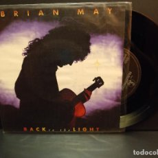 Discos de vinilo: BRIAN MAY - QUEEN BACK TO THE LIGHT SINGLE GERMANY 1992 PDELUXE. Lote 289351533