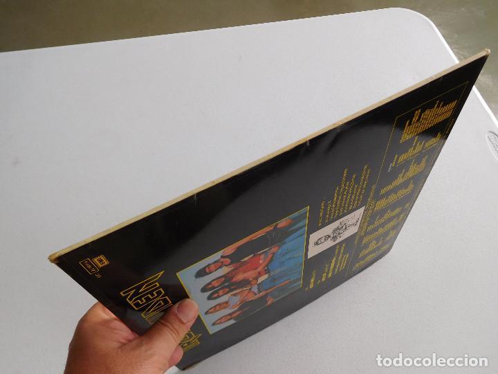Discos de vinilo: Iron Maiden. 12 Single. Wasted years. Edición original española del 1986 - Foto 4 - 289353763