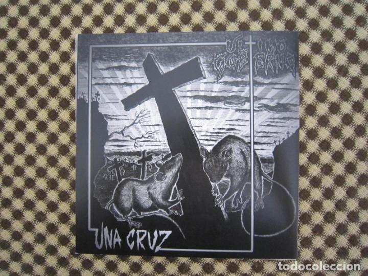 Discos de vinilo: EP SPLIT - H.C.PUNK - WARWOUND + ÚLTIMO GOBIERNO - Foto 2 - 289354533