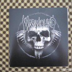 Discos de vinilo: EP SPLIT - H.C.PUNK - WARWOUND + ÚLTIMO GOBIERNO. Lote 289354533