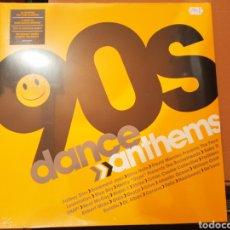 Discos de vinilo: 2 LP 90S DANCE ANTHEMS. Lote 289357043