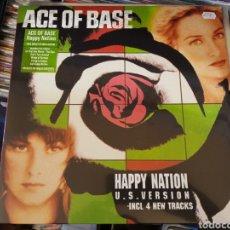 Discos de vinilo: LP ACE OF BASE HAPPY NATION. Lote 289357383