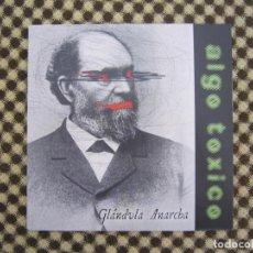 Discos de vinilo: EP - PUNK - ALGO TÓXICO (GLÁNDULA ANARCHA ) - BARCELONA. Lote 289358753