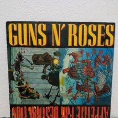 Discos de vinilo: DISCO DE VINILO GUNS N' ROSES APETITE FOR DESTRUCCIÓN 1987. Lote 289359198