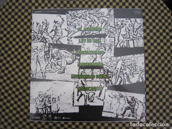 Discos de vinilo: MX - H.C.PUNK - FLUORESCENT SKULLS (PROTOCOLO DE EJECUCIÓN) - PRECINTADO - Foto 2 - 289359778