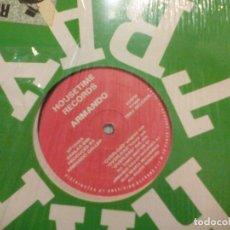 Discos de vinilo: MX. ARMANDO - OVERLOAD. Lote 289359993