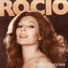 Discos de vinilo: ROCIO - QUERRIA / NIÑA GITANA - SINGLE SPAIN 1975. Lote 289361233