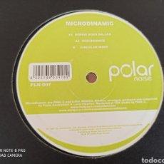 "Discos de vinilo: MICRODINAMIC - DEBBIE DOES DALLAS (12""). Lote 289353573"