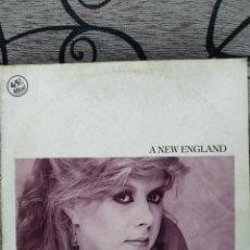 Discos de vinilo: KIRSTY MACCOLL – A NEW ENGLAND. Lote 289369083