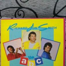 Discos de vinilo: RICHARD JON SMITH – THE ABC OF KISSING. Lote 289369303