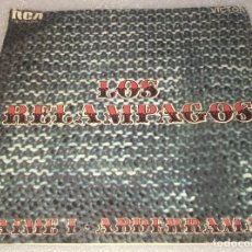 Discos de vinilo: SINGLE LOS RELAMPAGOS - JAIME I - ABDERRAMAN - RCA VICTOR 3.10439 -PEDIDO MINIMO 7€. Lote 289373858