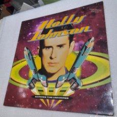 Discos de vinilo: HOLLY JOHNSON - ACROSS THE UNIVERSE. Lote 289385503