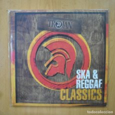 Dischi in vinile: VARIOS - SKA & REGGAE CLASSICS - GATEFOLD 2 LP. Lote 289406853