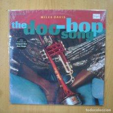 Discos de vinilo: MILES DAVIS ?- THE DOO BOP SONG - MAXI. Lote 289407028