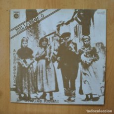 Discos de vinil: MILLADOIRO - RODRIGO ROMANI - GATEFOLD LP. Lote 289407638