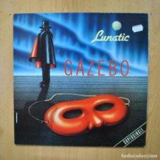 Discos de vinilo: GAZEBO - LUNATIC - MAXI. Lote 289407993
